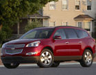 2010 Chevrolet Traverse - Review / Features / Specs / Pictures / Parts