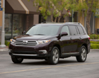 2012 Toyota Highlander - Review / Features / Specs / Pictures / Parts
