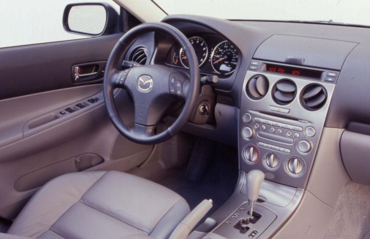 2003 Mazda 6 Interior - Picture / Pic / Image