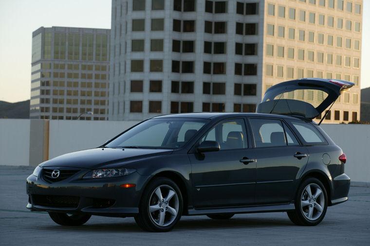 2004 Mazda 6s Sport Wagon Picture