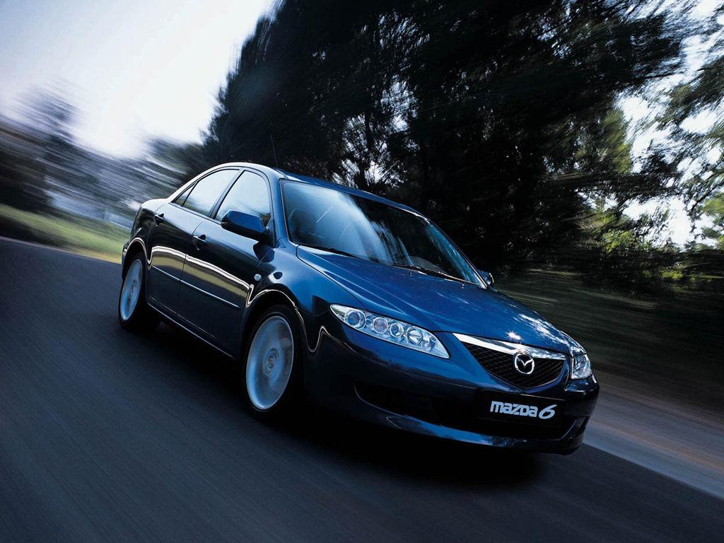 Mazda 6 Mazda6 6i 6s V6 Free 1024x768 Wallpaper Desktop
