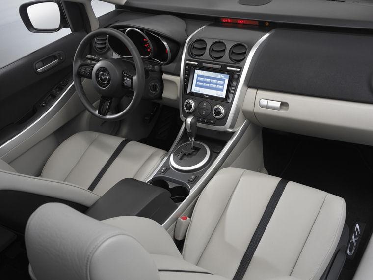 2008 Mazda Cx 7 Interior Picture Pic Image