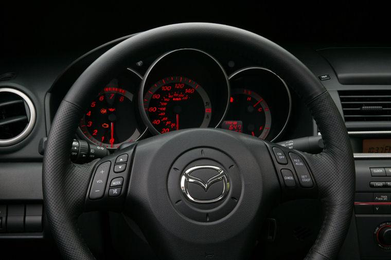 2004 mazda 3s hatchback interior picture pic image. Black Bedroom Furniture Sets. Home Design Ideas