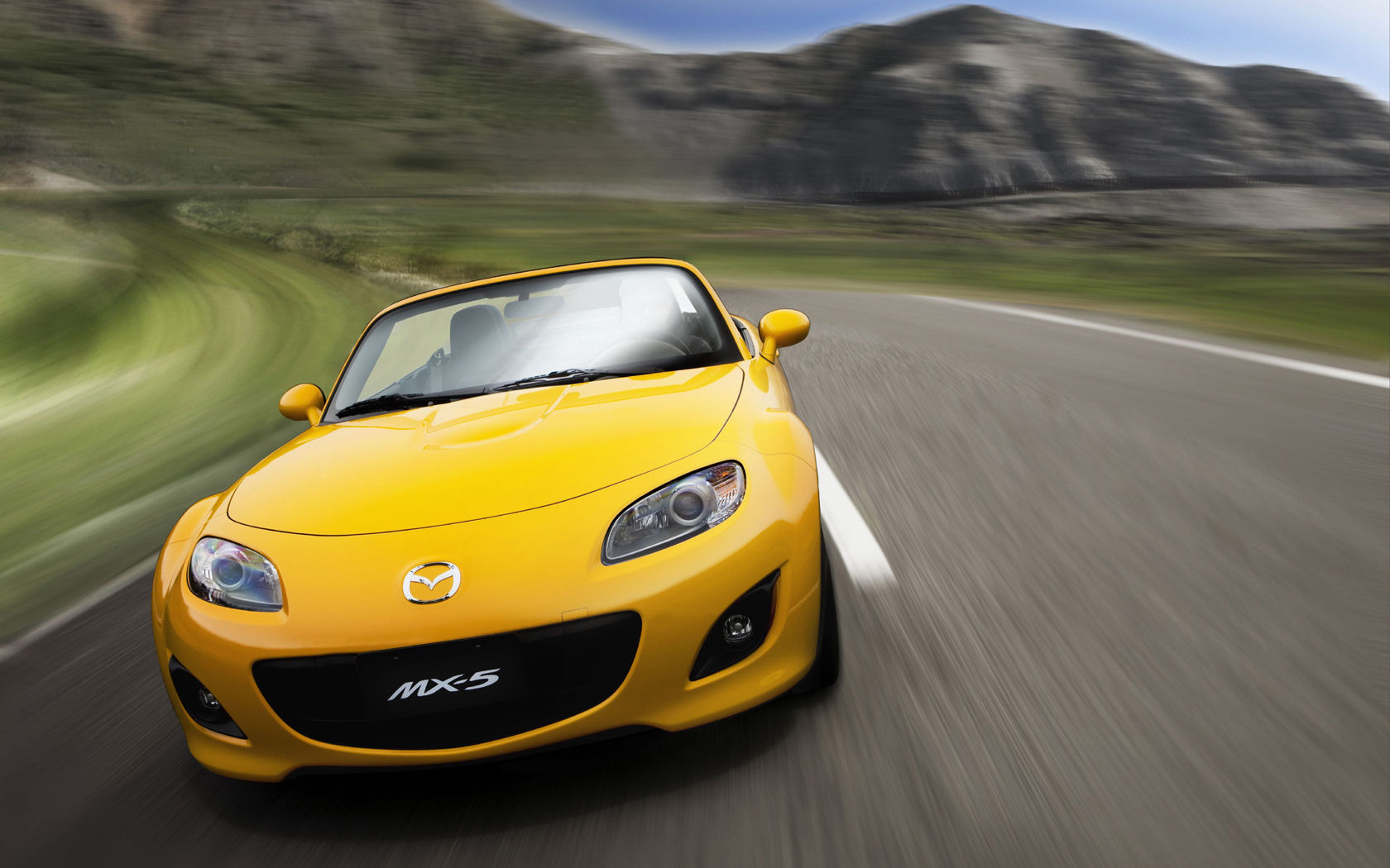 Mazda Mx5 Miata Mx 5 Hardtop Free Widescreen Wallpaper