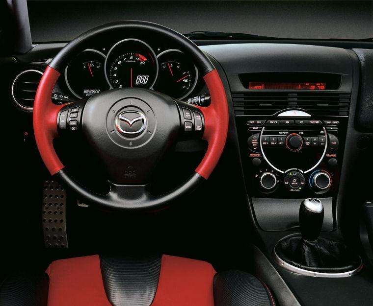 2004 Mazda Rx8 Cockpit Picture Pic Image