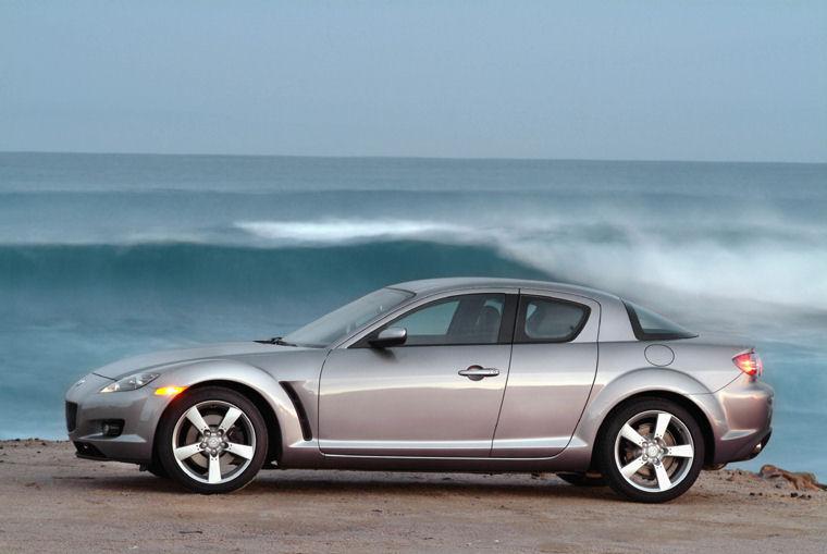 2004 Mazda Rx8 Picture Pic Image