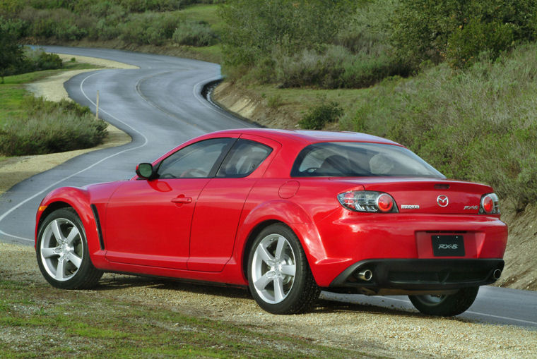 2004 mazda rx8 picture pic image. Black Bedroom Furniture Sets. Home Design Ideas