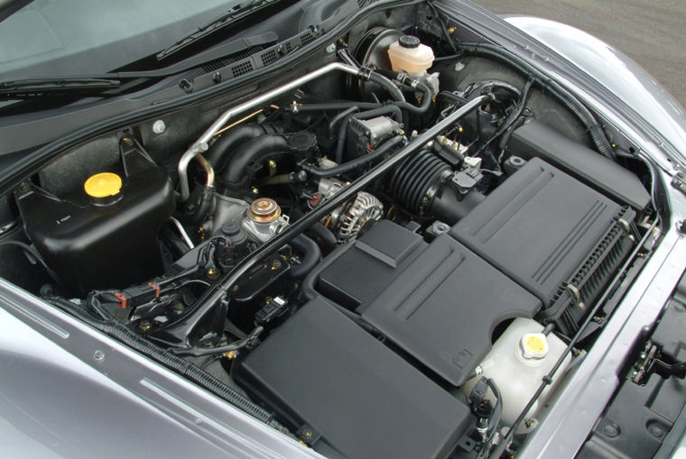 2004 Mazda RX8 1.3L Renesis Rotary Engine - Picture / Pic / Image