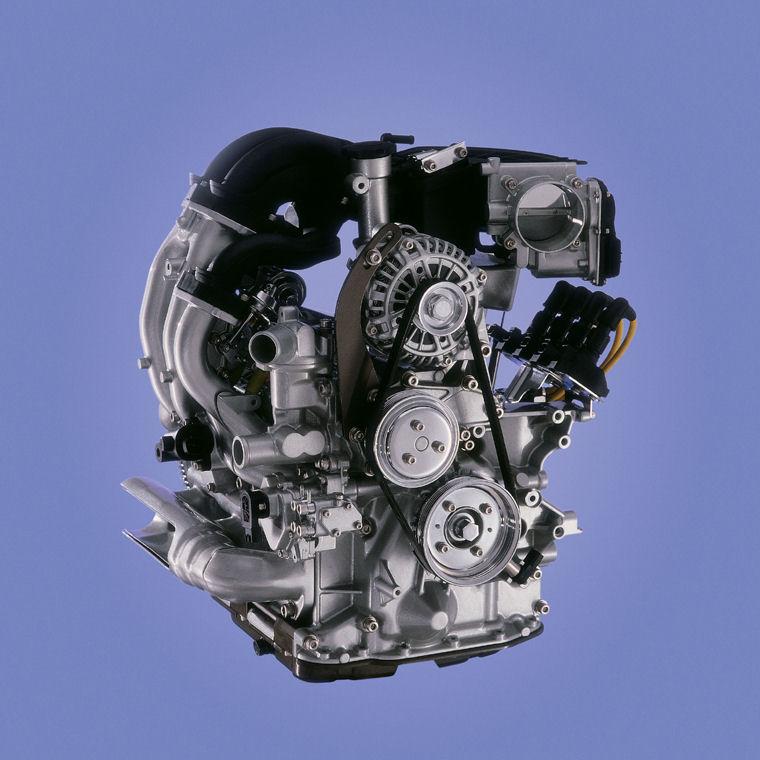2004 Mazda RX8 1.3L Renesis Rotary Engine