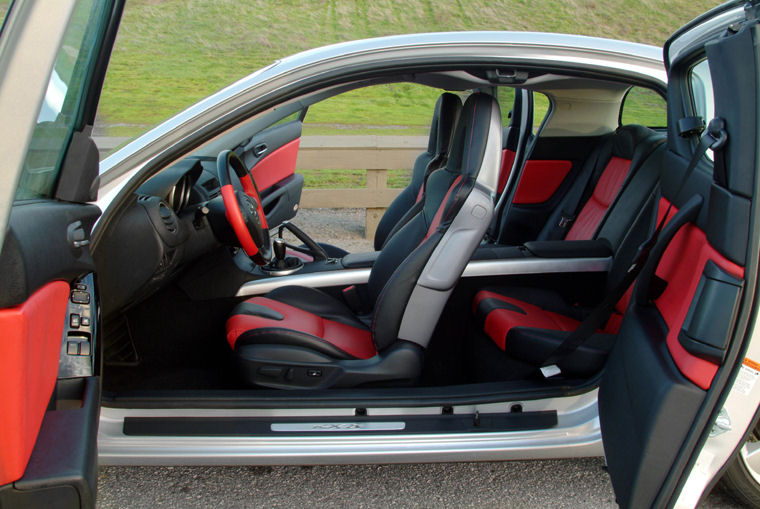 2004 mazda rx8 interior picture pic image. Black Bedroom Furniture Sets. Home Design Ideas