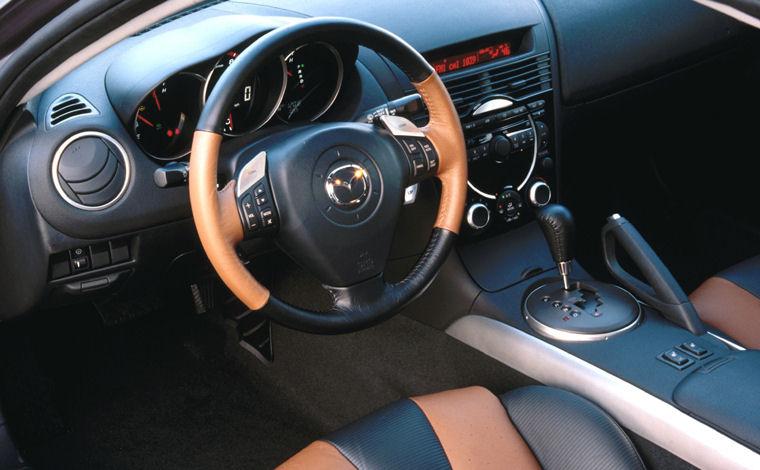 2008 Mazda RX8 Interior Picture
