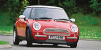 2002 Mini Cooper Reviews / Specs / Pictures
