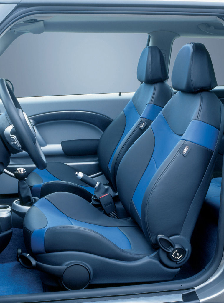 2003 Mini Cooper S Seats Picture Pic Image