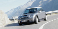 2003 Mini Cooper Reviews / Specs / Pictures