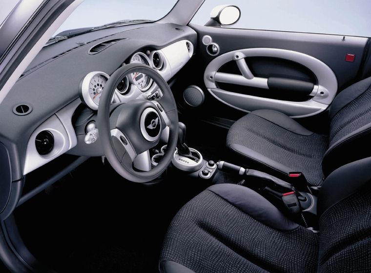 2004 Mini Cooper Interior Picture