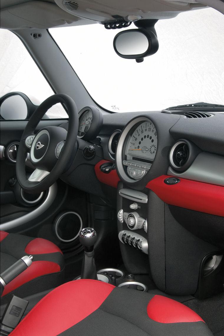 2007 Mini Cooper Interior - Picture \/ Pic \/ Image