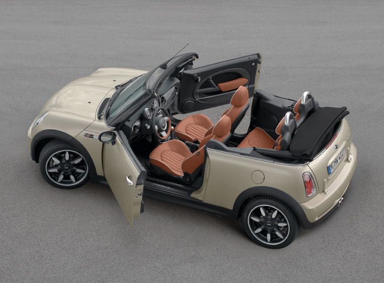 2008 Mini Cooper S Convertible Picture