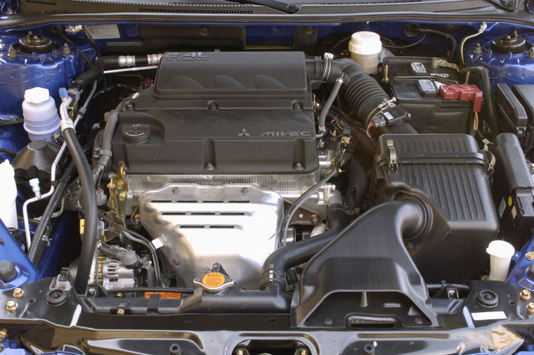 2007 Mitsubishi Eclipse Gs >> 2007 Mitsubishi Eclipse Spyder GS 2.4l 4-cylinder Engine - Picture / Pic / Image