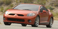 2008 Mitsubishi Eclipse Reviews / Specs / Pictures