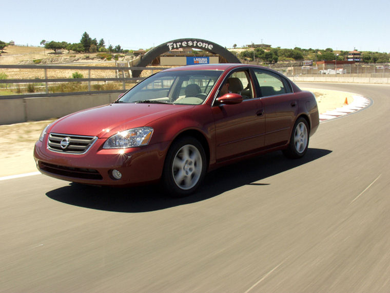 2002 nissan altima 3 5 se picture pic image. Black Bedroom Furniture Sets. Home Design Ideas