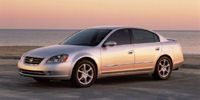 2002 Nissan Altima Pictures