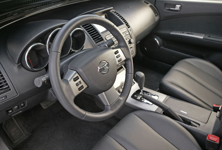 2005 Nissan Altima 3.5 SL Interior Picture