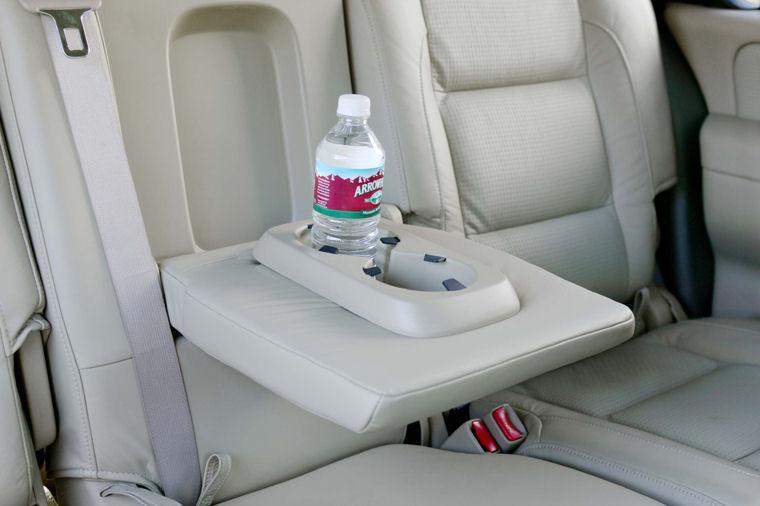 2004 Nissan Pathfinder Armada Interior Picture Pic Image