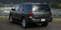 2008 Nissan Armada Pictures