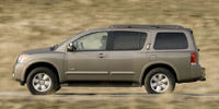 2009 Nissan Armada Pictures