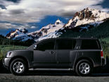 Nissan Armada Wallpaper
