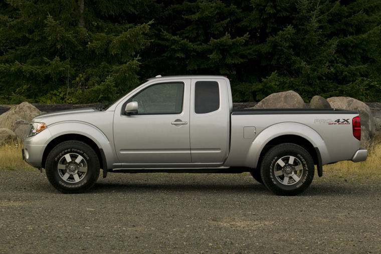 2009 nissan frontier king cab pro 4x picture pic image. Black Bedroom Furniture Sets. Home Design Ideas