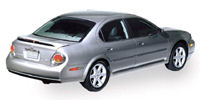 2002 Nissan Maxima Pictures