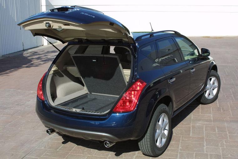 2005 Nissan Murano Picture