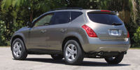 2005 Nissan Murano Pictures