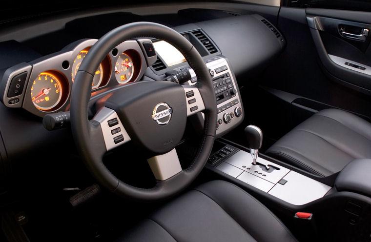 2006 Nissan Murano Interior Picture Pic Image