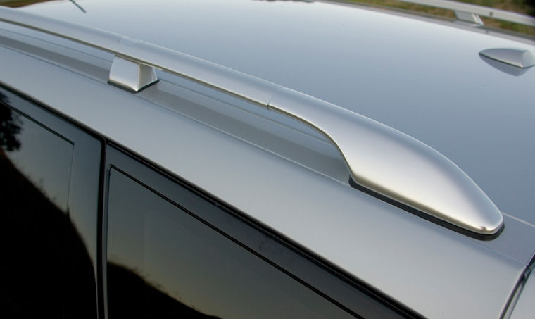 2007 Nissan Murano Roof Rails Picture Pic Image