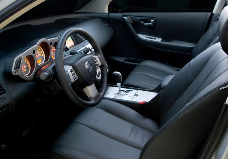 2007 Nissan Murano Interior Picture Pic Image