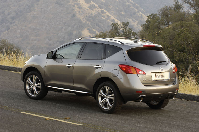2009 Nissan Murano - Picture / Pic / Image
