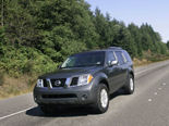 Nissan Pathfinder Wallpaper