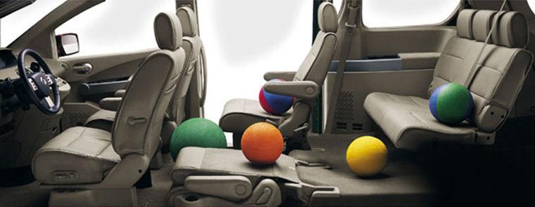 2004 Nissan Quest 3.5 SE Interior - Picture / Pic / Image
