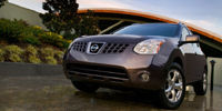 2008 Nissan Rogue Pictures