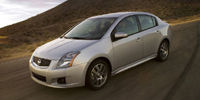 2008 Nissan Sentra Pictures