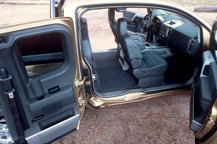 2004 nissan titan king cab interior picture pic image. Black Bedroom Furniture Sets. Home Design Ideas