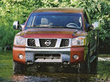 Nissan Titan Wallpaper