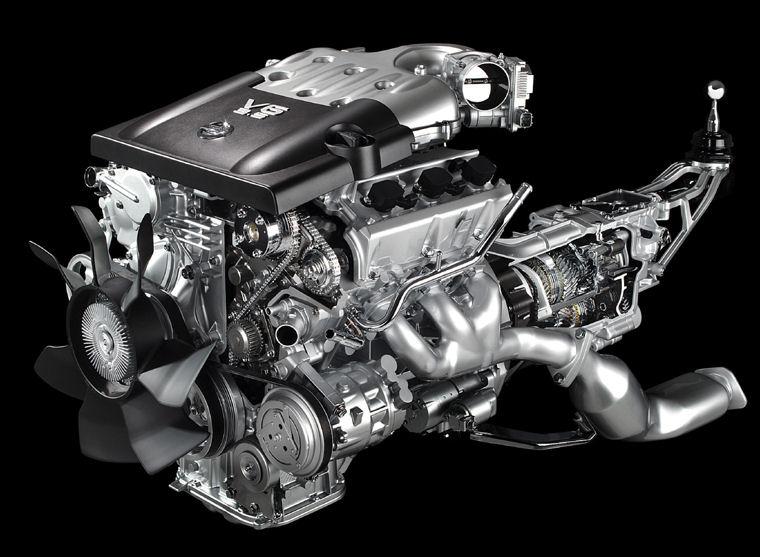 2003 Nissan 350Z 3 5L V6 Engine Picture Pic Image