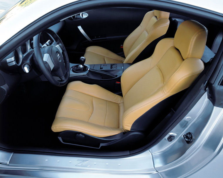 2004 Nissan 350z Interior Seats Save Our Oceans