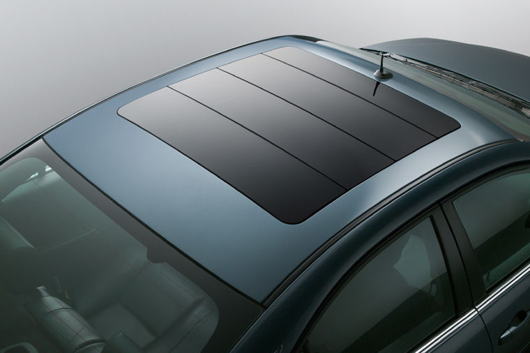 2006 Pontiac G6 Sedan Sunroof Picture Pic Image