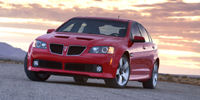2008 Pontiac G8 Reviews / Specs / Pictures