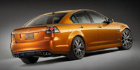 Pontiac G8 Reviews / Specs / Pictures