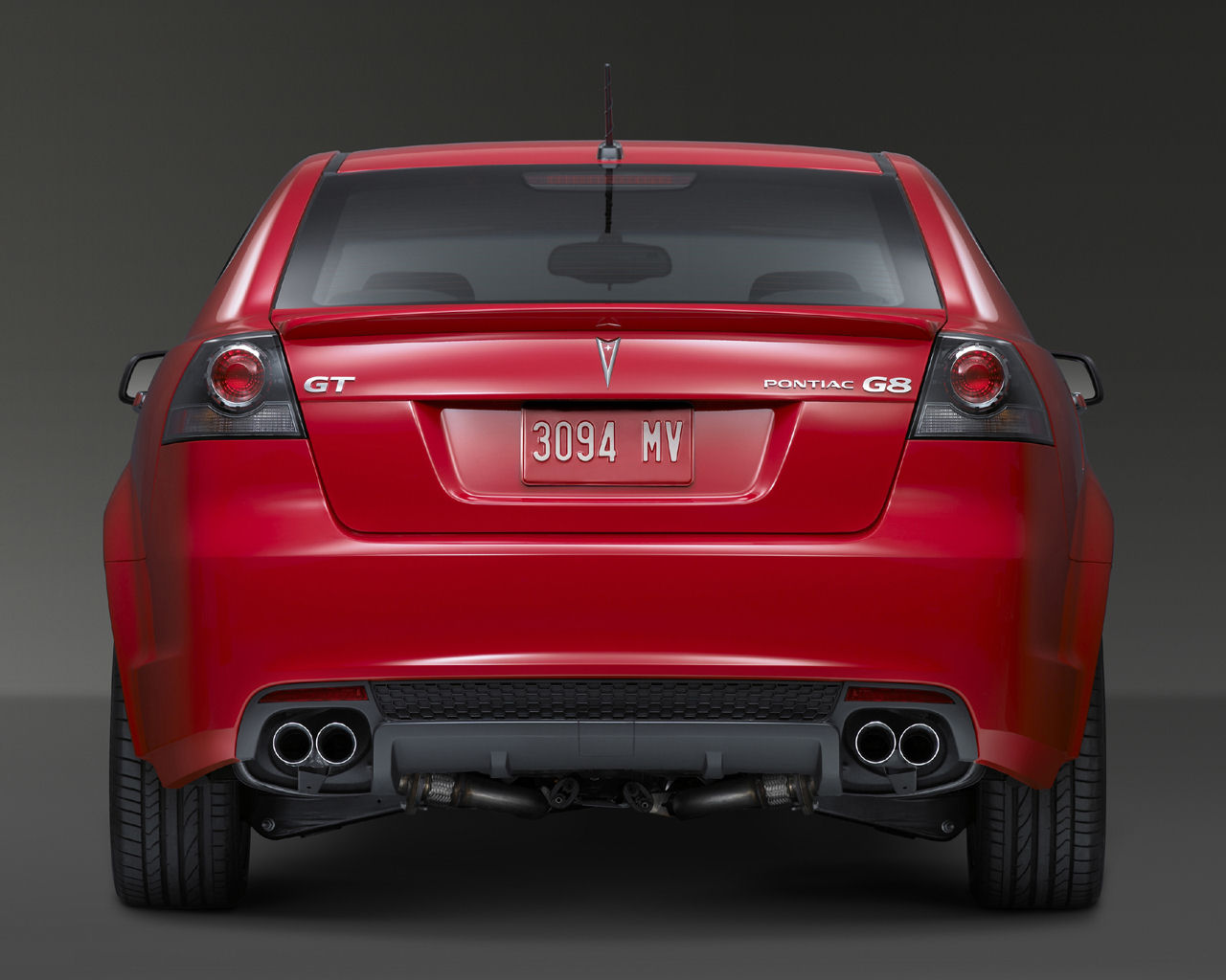 Pontiac G8 V6 Gt V8 Gxp Sedan Free 1280x1024 Wallpaper